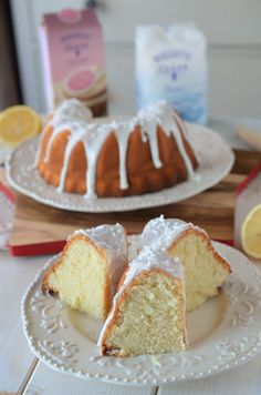 Guguluf pufos cu lamaie - Retete culinare by Teo's Kitchen Pastry And Bakery, Loaf Cake, Vanilla Cake, Red Velvet, Caramel, Good Food, Food And Drink, Cooking Recipes, Sweet