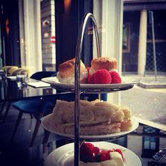 Luxury tea time