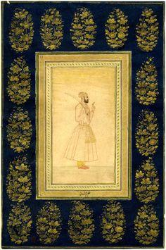 Azim us Shan Bahadur Miniature Paintings, Iranian Art, Islamic Calligraphy, Islamic Art, Afghanistan, Traditional Art, Quran, Persian, Vintage World Maps