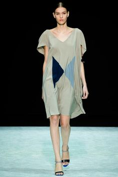 Angelos Bratis Spring 2015 Ready-to-Wear - Collection - Gallery - Look 1 - Style.com