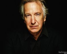 and its for Alan rickman fans. I Love Alan Rickman! He is a great man,actor and person. Oh and his voice unforgetable. Severus Snape, Severus Rogue, Alan Rickman, Tim Burton, I Love Cinema, Harry Potter Films, Hollywood, Por Tv, Movies