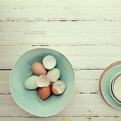 Eggs / Cannelle Vanille