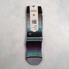 Amiga Girls Black Stance Socks