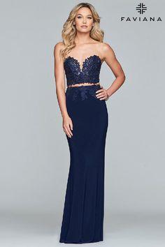 ebb804aa44965 Faviana Prom 10008 Online Sale Prom Dress Cheap  PromDressCheap