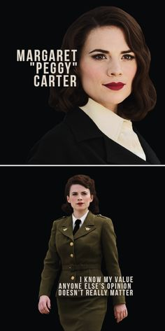 Peggy Carter #marvel