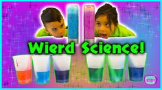 Traveling Water Science Experiment & Calming Jars   Learn how water travels!  Supplies Needed:  -3 clear cups or jars  -Paper Towels   CALMING JARS -Clear plastic bottles ( I used VOSS water bottles) -Glitter Glue -Glitter (optional) -Anything else you want inside!   Steps: Click the link to watch the steps and see the results!