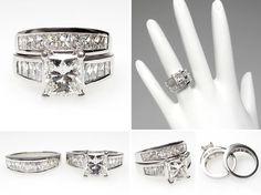 Roman Numeral Wedding Band 48 Nice Cushion cut engagement rings