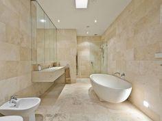 travertine bathroom - Google Search | Design Ideas | Pinterest ...