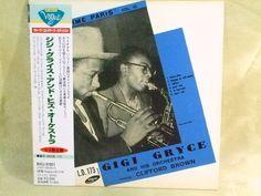 CD/Japan- GIGI GRYCE / CLIFFORD BROWN Jazz Time Paris Vol.10 w/OBI RARE MINI-LP #Bebop