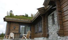 Et utvalg av våre 500 bygde hytter