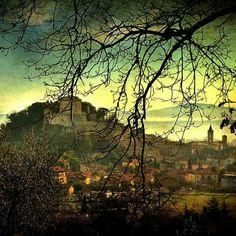Sarteano, Toscana.
