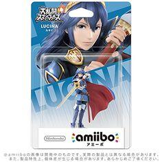Lucina amiibo – Japan Import (Super Smash Bros Series)  http://www.cheapgamesshop.com/lucina-amiibo-japan-import-super-smash-bros-series/