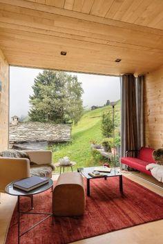 Aufgemotzte Alpenhütten: Einsames Glück - SPIEGEL ONLINE - Reise
