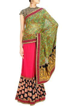 COMEBACK COUTURE by SABYASACHI. Shop now at www.perniaspopupshop.com #designer #indian #fashion #couture #mostwanted #perniaspopupshop #happyshopping