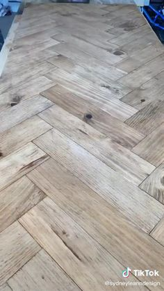 Woodworking Projects Diy, Diy Wood Projects, Home Projects, Painted Plywood Floors, Diy Wood Floors, Diy Flooring, Küchen Design, House Design, Diy Home Improvement