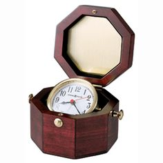 Howard Miller Chronometer - Captain's Alarm Clock
