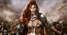 Resultado de imagem para scathach celtic mythology