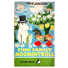 Illustrated by author throughout.Condition: Minor scuffing to edges. Pages inside tight and clean. Tove Jansson, Library Card, Crow, Illustration, Minimal, Author, Books, Raven, Libros