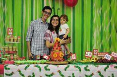 Very Hungry Caterpillar Birthday Decorations