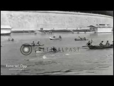 I have a feeling you'll like this one  Gara di nuoto nel Tevere (1932) https://youtube.com/watch?v=Xu4gqAg4gJY