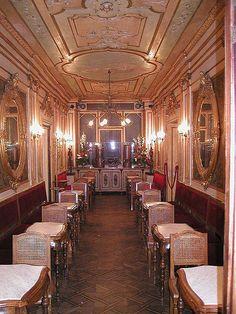 Caffè Florian,  Piazza San Marco, Venice