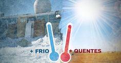 Já imaginou se durante o inverno a temperatura da sua cidade chegasse a -89,2°C?…
