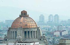 México: Carece el país de un sistema de monitoreo del aire