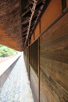 Japanese folk house, Niigata, Japan