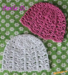 Aby se okraj u čepice nevytahoval Crochet Hat With Brim, Crochet Kids Hats, Crochet Beanie Hat, Baby Hats Knitting, Crochet Baby Clothes, Beanie Pattern, Knitted Hats, Crochet Pattern Central, Crochet Patterns