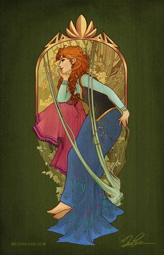 "Megan Lara: Fine Art & Illustration - ""A Kingdom of Isolation"""