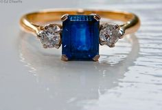I know I'm crazy, but this is my dream engagement ring.
