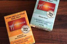 Out of Africa #CrueltyFree #Bar #Soap #Review