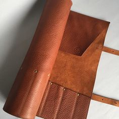 essential knife rolls.... @pkkirkwood @fieldbtn #pkirkwood #leather  #leatherkniferoll #leatherknifesheath #chef #chefknife #cheflife  (scheduled via http://www.tailwindapp.com?utm_source=pinterest&utm_medium=twpin&utm_content=post167065149&utm_campaign=scheduler_attribution)