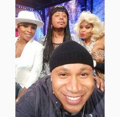 LL Cool J + Empire cast