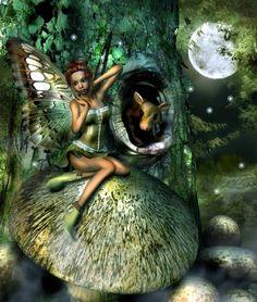 DICA DE BRUXA: Magia Celta - Revista Wicca jan 2011