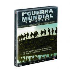 1ª Guerra Mundial em Cores (DVD)