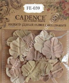 Cadence 3D Dekoratif Çiçekler FE-039