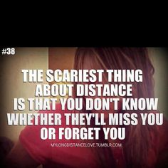 Distant relationships