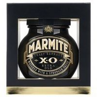 Limited Edition Marmite XO Extra Old Matured longer for a stronger taste jar in Gift box Gourmet Gifts, Gourmet Recipes, Yeast Extract, Old Mature, Marmite, Post Date, Meal Deal, Old Things, Strong