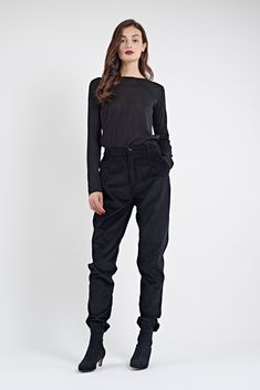 MASKA A/W18 Swedish Brands, Sustainable Clothing, Corduroy, Organic Cotton, Trousers, Fabric, How To Wear, Clothes, Fashion