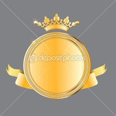 gold award vector medal stock vector olexii solovyi stock vector gold award ribbons 450x450