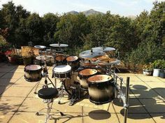 Great rehearsal space.