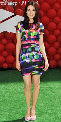 Michelle Monaghan wearing Peter Som