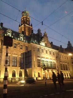 Stadhuis in Rotterdam, Zuid-Holland