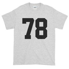 Team Jersey 78 Short sleeve t-shirt