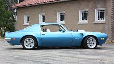 1973 Pontiac Firebird Esprit 455/650 HP, 6-Speed presented as lot S157 at Schaumburg, IL 2014 - image2