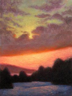 Sunset Snow - Brent Watkinson