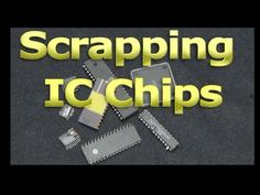 Scrap Recycling, Wood Repair, Scrap Gold, Metal Detector, New Tricks, Computers, How To Make Money, Knowledge, Diamonds