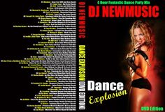 Dj Newmusic – Dance Explosion (DVD Edition) Remastered (2013)