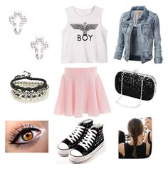BOY by seyi-shobajo on Polyvore featuring Full Circle and 2b bebe